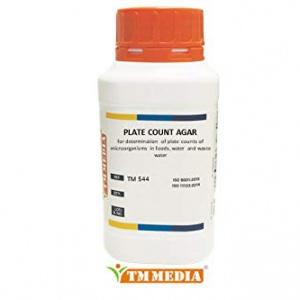 TM MEDIA PLATE COUNT AGAR (STANDARD PLATE AGAR) - 500g